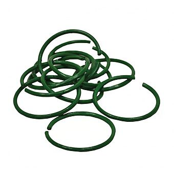 27mm PVC Coated Heavy Duty Plant Rings (Pack of 100)