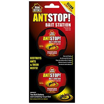 Ant Stop Bait Station Pack of 2