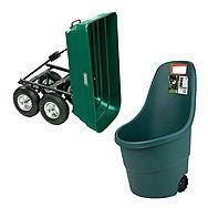 Garden Trolleys & Carts