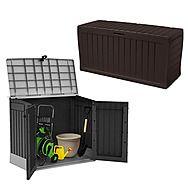 Garden Storage & Water Butts