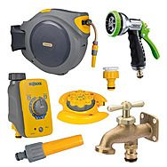 Hoses, Sprayers & Fittings
