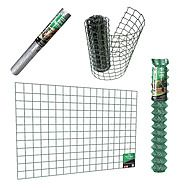 Wire Netting, Mesh & Fencing