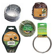 Tying Wire & Garden Twine