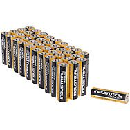 Duracell Industrial AA Battery 40 Pack Alkaline Batteries