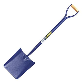 Draper 64328 Solid Forged Contractors Taper Mouth Shovel