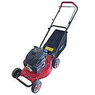 "ProPlus 16"" 40cm Push Petrol Lawnmower 3hp"