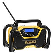 DeWalt DCR029 12/18V Compact Digital Bluetooth Radio