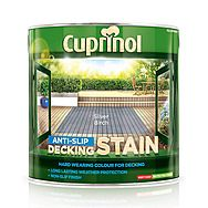 Cuprinol Deck Stain 2.5L Anti-Slip