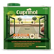 Cuprinol Decking Oil 2.5L UV Guard