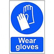 Spectrum 0003 Wear Gloves Sign