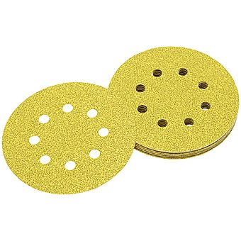 Dewalt DT3113 25 Pack Of 125mm 80G Sanding Discs