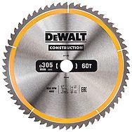 DeWalt DT1960 305x30mm 60T Circular Saw Blade