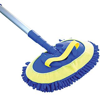 Streetwize Water Flow Brush With Chenille Head