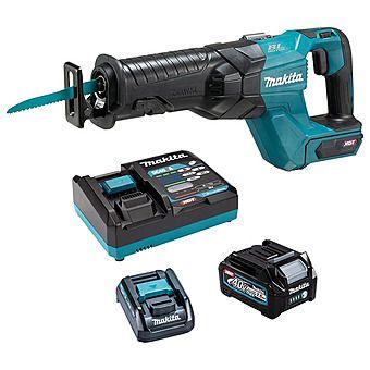 Makita JR001GD102 40Vmax XGT Reciprocating Saw 2.5Ah Battery