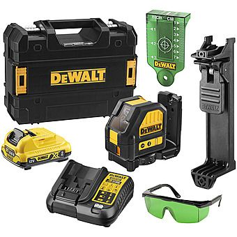 Picture of Dewalt DCE088D1G 12v/10.8V Cross Line Green Laser