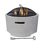 Lifestyle Adena Fire Pit With BBQ Grill