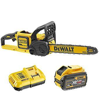 Picture of DeWalt DCM575X1 54V FlexVolt XR 40cm Chainsaw 1 x 9.0Ah Battery