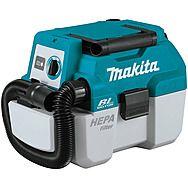 Makita DVC750LZ Brushless 18v Cordless L-Class Vacuum Body Only