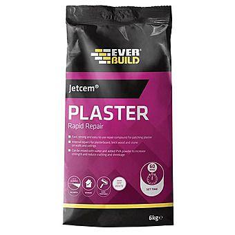 EverBuild Jetcem Patching Plaster Quick Setting 6kg