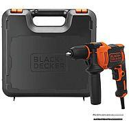 Black & Decker BEH550K Compact Hammer Drill 550W 230v