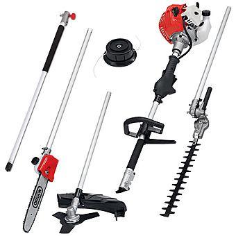 Proplus Petrol Multi-Purpose Tool 4 Tools In 1 with 2 Stroke Engine