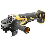 DeWalt DCG406N 18V XR 125mm Angle Grinder Brushless Body Only