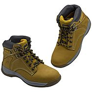 DeWalt Extreme Safety Boots Steel Toe Wheat