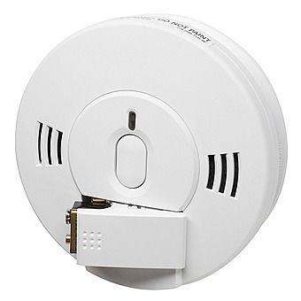Kidde 10SCO Smoke & Carbon Monoxide Detector Alarm With Voice
