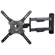 "Full Motion TV Pivot Wall Bracket 24-55"" VESA 400"