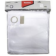 Makita 195558-3 Pack of 5 Filter Dust Bags (Suits VC3211M)