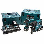 Makita DLX2137PTJ 36v (18v x2) Drill Twin Pack (4 x 5.0Ah Batteries)