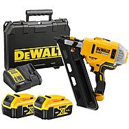 Dewalt DCN692P2 18v XR Brushless Cordless Framing Nailer 2 x 5.0Ah Batteries