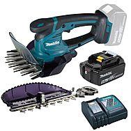 Makita DUM604RTX 18v Grass Shears/Hedge Trimmer 1 x 5.0Ah Battery