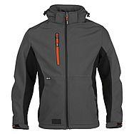 Herock Grey Trystan Softshell Jacket