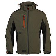 Herock Green Trystan Softshell Jacket