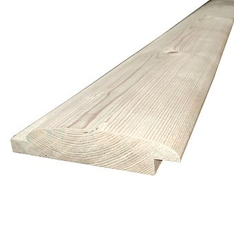 Treated Log Cabin 144 x 32mm x 4.8m