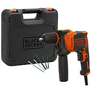 Black & Decker BEH710K 13mm Hammer Drill