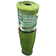 Kingfisher Artificial Grass 1m x 4m Turf