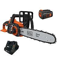 Black & Decker 36v GKC3630L20 30cm Cordless Chainsaw
