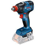 "Bosch GDX 18V-200 ""Freak"" Brushless Impact Driver & 1/2"" Wrench 18v Body Only"