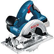 Bosch GKS 18V-LI Cordless 18v 165mm Circular Saw Body Only