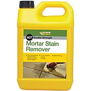 Everbuild 407 Mortar Stain Remover 5L Hydrochloric Acid Cleaner