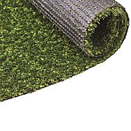 GardenKraft Artificial Grass 4m x 1m (Dark Green)