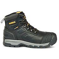 DeWalt Bulldozer Black Safety Boots