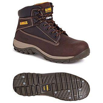 Picture of DeWalt Brown Hammer Safety Work Boots