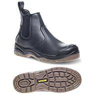 Apache AP714SM Safety Dealer Boots