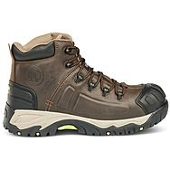 Apache Neptune Brown Safety Work Boots