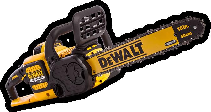 DeWalt DCM565 18v XR Cordless Chainsaw