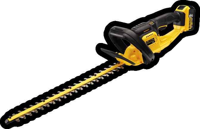 DeWalt DCM563 18v XR Cordless Hedge Trimmer