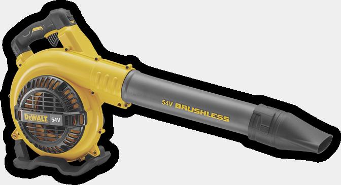 DeWalt DCM572 54v XR FlexVolt Cordless Left Blower
